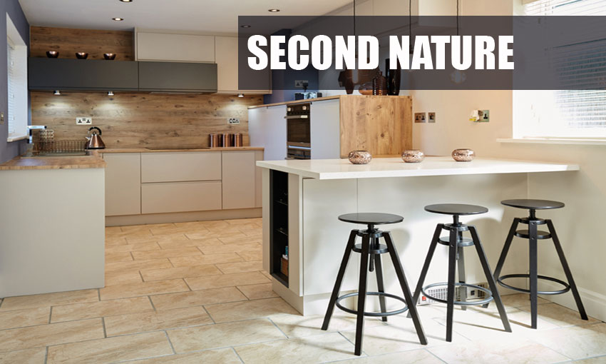 second nature supply only kitchens